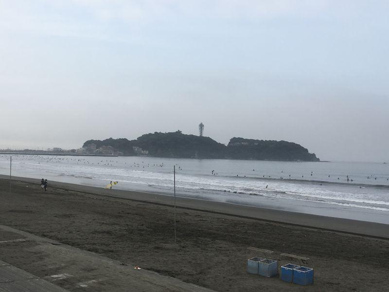 今週の江の島です。